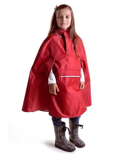 Детский дождевик из болоньи